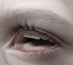 Los ojos dicen mucho de una persona