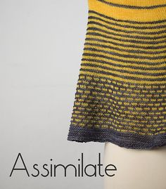 Ravelry: Assimilate pattern by Cindy Garland