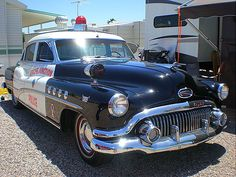 old buicks   Nick's Blog » Blog Archive » Vacs, Noodles, And Cop Cars