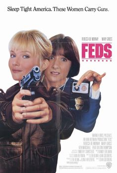 """Feds""  I wanted to be like them!"