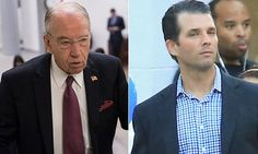 Don Jr. expected to testify about Russia probe in public | Daily Mail Online