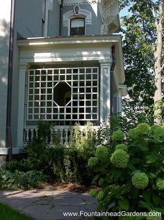 Ideas For Garden Shed Makeover Front Porches Small Pergola, Pergola Attached To House, Pergola With Roof, Backyard Pergola, Pergola Kits, Pergola Ideas, Trellis Design, Fence Design, Trellis Ideas