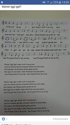 Igellied #lied #igel #herbst #musik #musikalischeerziehung #kita #kindergarten #erziehung