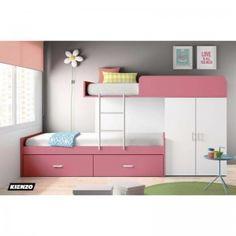 Puertas and colores on pinterest - Muebles tren infantil ...