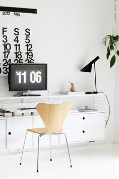 417 best arne jacobsen series 7 chair images on pinterest design interiors arne jacobsen. Black Bedroom Furniture Sets. Home Design Ideas