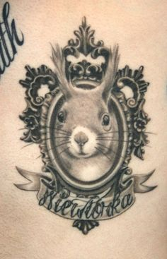 http://www.deviantart.com/art/Squirrel-Tattoo-369164942