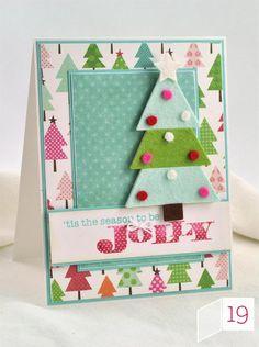 Handmade Christmas Card Ideas 2012