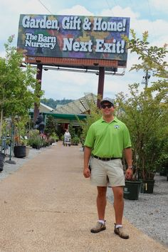 """Exit 181 on Interstate 24; Fourth Avenue Exit...stop in and say """"hello"""" to Cole! 070914"""