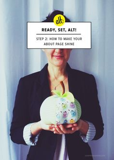 Get Ready for Alt Summit 2014! Make your blog shine with these 10 Tips for a Better 'About' Page on your blog via Love From Ginger