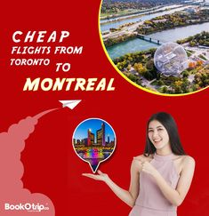 Fly from the Startup capital of Canada, Toronto to The City of Saints, Montreal with BookOtrip. Toronto Island, Toronto City, Porter Airlines, Different Airlines, Cheap Flight Deals, Air Transat, Capital Of Canada, Air India, International Flights