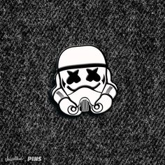 Marshmello x trooper on Threadless