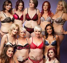 Iszonyú bátorság kellett ezeknek a nőknek, hogy levetkőzzenek! - Trend - Stílus - www.kiskegyed.hu