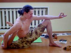 Здоровье и молодость: Йога