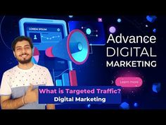 What is Targeted Traffic? Advanced Digital Marketing Course FREE in Bangla   Pallab Ghosh - YouTube Marketing Process, Marketing Techniques, Marketing Strategies, Mobile Marketing, Internet Marketing, Coding Languages, What Is Digital, Free In, New Tricks