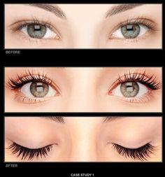 .semi permanent lash extensions