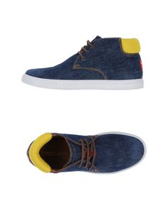 Dsquared2 Men - Footwear - High-top sneaker Dsquared2 on YOOX