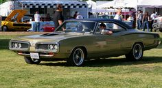1970 Dodge Super Bee - green - fvl by Rex Gray, via Flickr