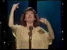 """Dottie Rambo performs her classic song """"We Shall Behold Him""""  She Did Sign Lauguage to Her Music.-Beautiful"""