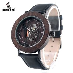 4256b88966e 2017 New Brand BOBO BIRD Men Watches Wooden Quartz Watch Genuine Leather  Strap Wristwatch relogio feminino - Dream Jewelry Place.