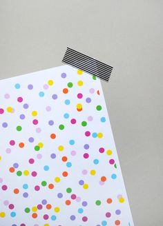 FREE printable - wrapping paper