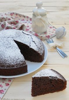 Best Italian Recipes, Favorite Recipes, Low Carb Desserts, Dessert Recipes, Nutella, Low Carb Brasil, Low Carb Bread, Small Cake, Chocolate Treats