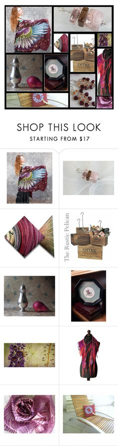 """""""Maroon Dreams"""" by inspiredbyten ❤ liked on Polyvore featuring vintage"""