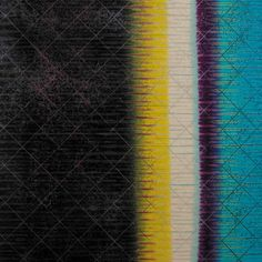 fukomoto shigeki, Shijin So-oh, Seiryu (Four Gods-Guardian of East)  2007  dyed fabric (shibori, rozome, katazome