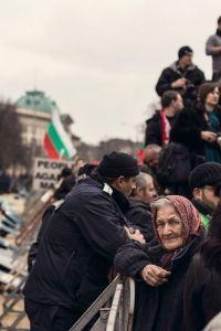 Bulgaria protesters-George Chelebiev