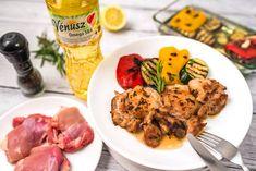 Roston sült, fűszerolajban pácolt csirkecomb Cooking, Recipes, Food, Kitchen, Essen, Meals, Ripped Recipes, Yemek, Eten