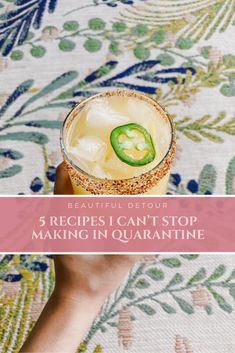 With all the cooking and baking I have come up with the top 5-unexpected things I have been making in quarantine. Check out this list for some easy ideas. #quarantinecooking #baking #recipe