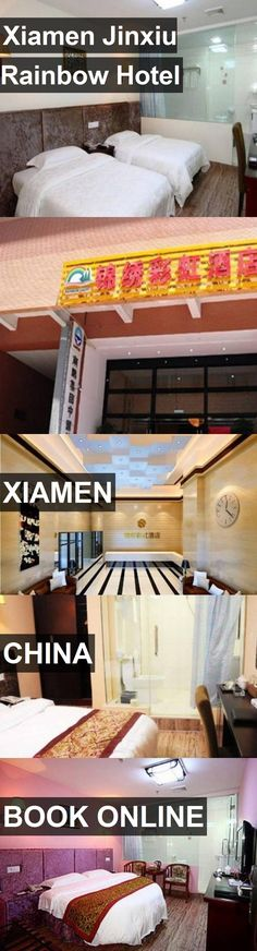 Xiamen Jinxiu Rainbow Hotel in Xiamen, China. For more information, photos, reviews and best prices please follow the link. #China #Xiamen #travel #vacation #hotel