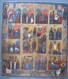 LA RESURRECCION (Arte - Arte Religioso - Iconos)