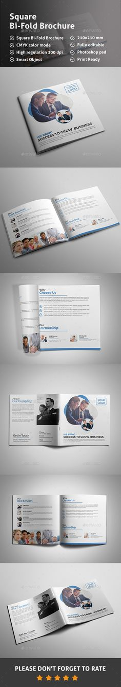 ◱ [GET]► Square Bi Fold Brochure Bi Fold Brochure Bi Fold Square Bi-Fold Bifold Bifold Square Template Brochure Bi Fold Brochure, Business Brochure, Brochure Template, Rollup Banner, Information Graphics, Signage Design, Banner Template, Photoshop, Graphic Design