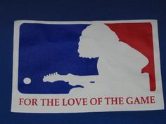 Widespread Panic Michael Houser MLB logo for the love of the game