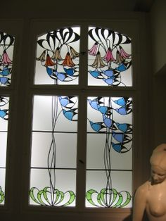 baillie scott stained glass - Google Search