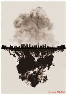 """""""Sem mais poluição."""" Conte com nossa busca por locais para o descarte adequado em: www.ecycle.com.br/postos/reciclagem.php www.eCycle.com.br Sua pegada mais leve."""