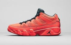 wholesale dealer 6d9fc 73281 NIKE AIR JORDAN 9 RETRO LOW BRIGHT MANGO-HASTA-GHOST GREEN 832822-805