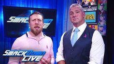 Shane McMahon and Daniel Bryan issue Survivor Series challenge to Raw: S... https://www.youtube.com/watch?v=eQNt3ZJ5Ziw