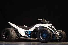 EXEET 4cylinder custom quad / atv Buggy, Quad Bike, Quad Atv, Drift Trike, Mens Toys, Four Wheelers, Hot Bikes, Dirtbikes, Mini Bike