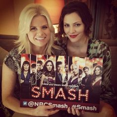Follow us on Twitter (@NBCSmash) for your chance to win this signed #Smash poster!