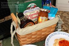 Gift Basket Ideas. I'm the queen of gift baskets!