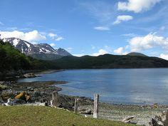 Parque Nacional da Terra do Fogo -  Tierra del Fuego National Park, Argentina