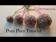 Perfect Pom Pom Tutorial