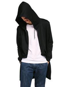b80c7108db919 Men Outwear Sweater Winter Hoodie   Ropa Coreana Korean Style