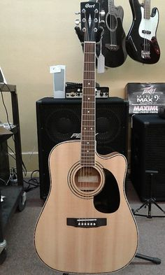 Cort AD880CE NS Natural | Reverb
