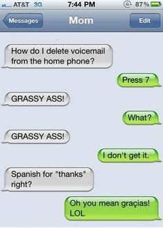 That Would Be My Mom Thinking Shes Funny Funny Pictures Funny Pics Funny