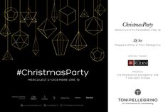 Christmas Party - TONIPELLEGRINO Modica - 21 dicembre 2016