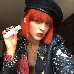 #MilkGirl - Sita Abellan wears our Lip Marker in Turnt.