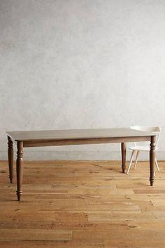 Polished Sheesham Dining Table