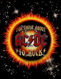 Ac Dc, Rock Band Posters, Rock Band Logos, Brian Johnson, Hard Rock, Bon Scott, Heavy Metal Rock, Heavy Metal Bands, Angus Young